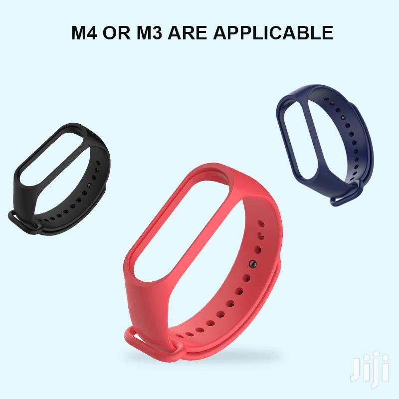 M3 And M4 Smart Bracelet Strap | Accessories & Supplies for Electronics for sale in Ilala, Dar es Salaam, Tanzania