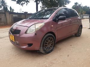 Toyota Vitz 2006 Purple   Cars for sale in Dar es Salaam, Kinondoni