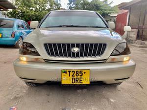Toyota Harrier 1998 Beige | Cars for sale in Dar es Salaam, Kinondoni