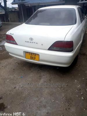 Toyota Cresta 1995 White   Cars for sale in Arusha Region, Arusha