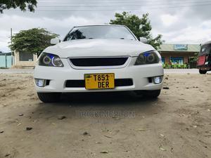 Toyota Altezza 1999 White   Cars for sale in Dar es Salaam, Temeke