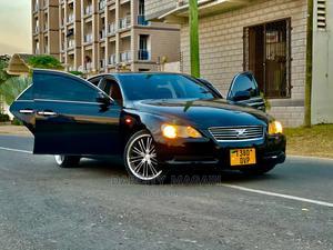 Toyota Mark X 2006 Black | Cars for sale in Dar es Salaam, Temeke