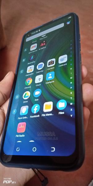 Tecno Camon 15 Air 64 GB Black   Mobile Phones for sale in Dar es Salaam, Ilala