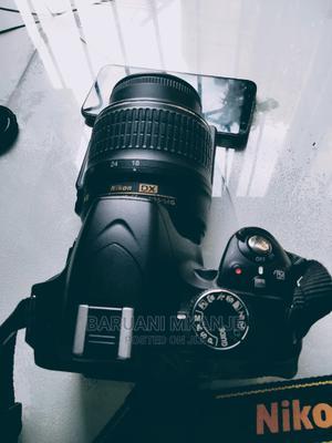 Nikon D3200 Ipo Vizuri, Imetumika Mwezi Mmoja Tu,   Photo & Video Cameras for sale in Dar es Salaam, Temeke