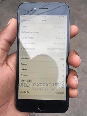 Apple iPhone 6 64 GB Silver | Mobile Phones for sale in Dar es Salaam, Temeke