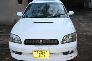 Subaru Legacy 2000 White   Cars for sale in Arusha Region, Arusha