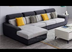 L Shape 5 Seaters | Furniture for sale in Mbeya Region, Mbeya City