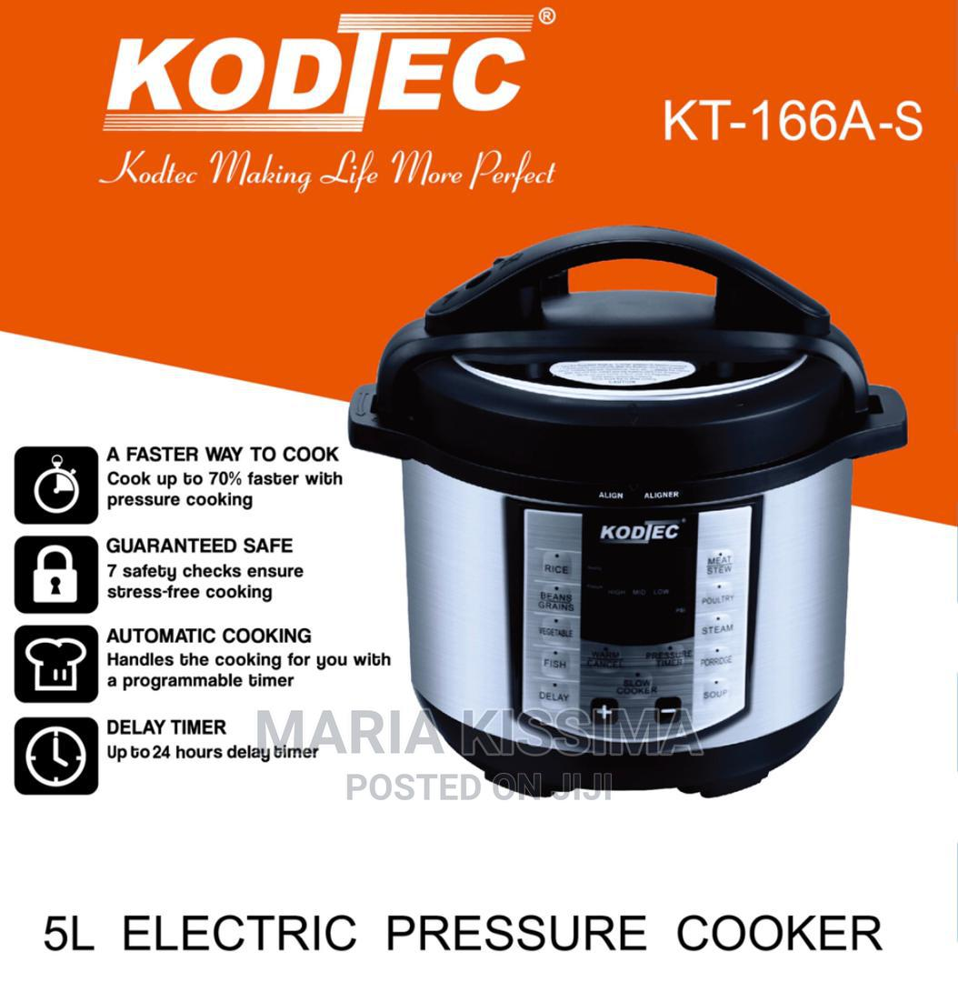 Archive: Electric Pressure Cooker