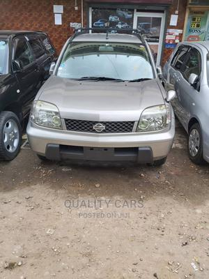 Nissan X-Trail 2002 Gray | Cars for sale in Dar es Salaam, Ilala