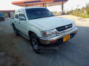 Toyota Hilux 2002 White   Cars for sale in Dar es Salaam, Temeke