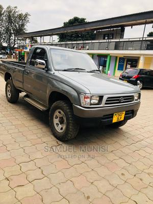 Toyota Hilux 1999 Gray   Cars for sale in Arusha Region, Arusha