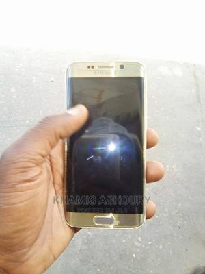 Samsung Galaxy S6 edge 32 GB Gold | Mobile Phones for sale in Dar es Salaam, Ilala