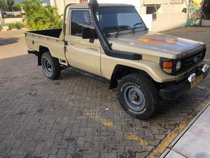 Toyota Land Cruiser 1995 Beige   Cars for sale in Arusha Region, Arusha
