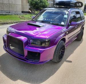 Subaru Forester 2004 Purple | Cars for sale in Dar es Salaam, Kinondoni