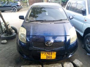 Toyota Vitz 2005 Blue   Cars for sale in Dar es Salaam, Kinondoni