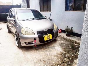 Toyota Vitz 2003 Beige   Cars for sale in Dar es Salaam, Ilala