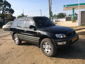 Toyota RAV4 2002 Automatic Black | Cars for sale in Dar es Salaam, Kinondoni