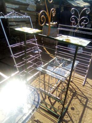 Stend Ya Viatu Ya Chuma | Furniture for sale in Mwanza Region, Ilemela