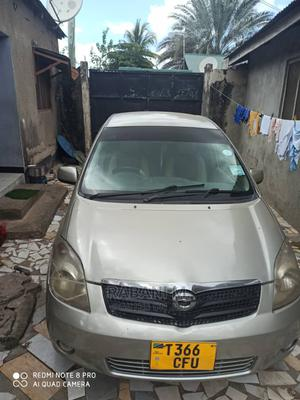 Toyota Corolla Spacio 2003 Silver | Cars for sale in Dar es Salaam, Ilala