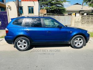 BMW X3 2008 Blue   Cars for sale in Dar es Salaam, Kinondoni