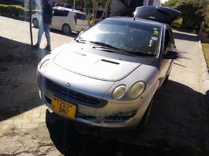 Smart ForFour 2005 1.5 Pulse Silver | Cars for sale in Mbeya Region, Mbeya City