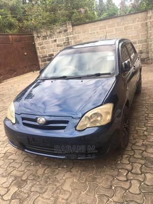 Toyota Corolla RunX 2004 Blue   Cars for sale in Dar es Salaam, Ilala