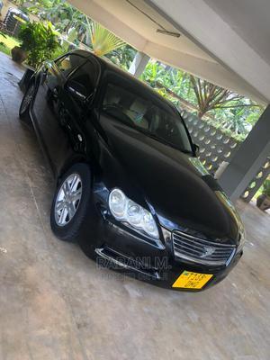 Toyota Mark X 2005 Black   Cars for sale in Dar es Salaam, Ilala