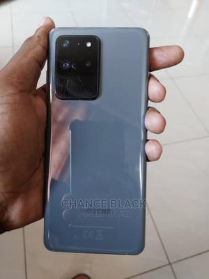 Samsung Galaxy S20 Ultra 128 GB Gray | Mobile Phones for sale in Dar es Salaam, Kinondoni