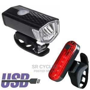 Led Rechargeable Bike Light | Sports Equipment for sale in Dar es Salaam, Ilala