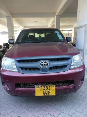 Toyota Hilux 2008 Red | Cars for sale in Dar es Salaam, Kinondoni