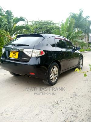 Subaru Impreza 2009 Black | Cars for sale in Dar es Salaam, Temeke