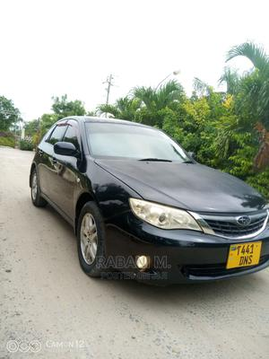 Subaru Impreza 2005 Black | Cars for sale in Dar es Salaam, Ilala