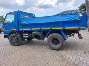 Mitsubishi Canter 1996 Blue | Trucks & Trailers for sale in Dar es Salaam, Kinondoni