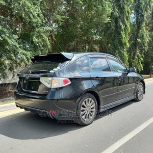 Subaru Impreza 2011 1.5 Black | Cars for sale in Dar es Salaam, Kinondoni