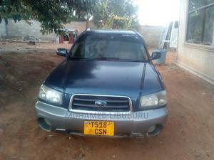 Subaru Forester 2004 Automatic Blue | Cars for sale in Geita Region, Geita Urban
