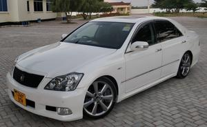 Toyota Crown 2007 Pearl | Cars for sale in Dar es Salaam, Kinondoni