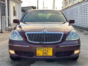 Toyota Brevis 2002 Red   Cars for sale in Dar es Salaam, Kinondoni