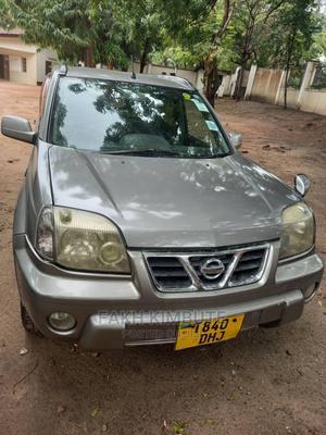 Nissan X-Trail 2004 Silver | Cars for sale in Mwanza Region, Ilemela
