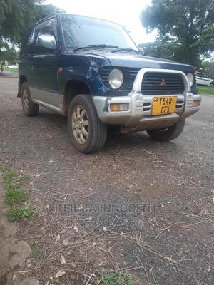 Mitsubishi Pajero 1998 Blue   Cars for sale in Arusha Region, Arusha