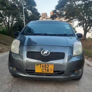 Toyota Vitz 2005 Gray   Cars for sale in Dar es Salaam, Kinondoni