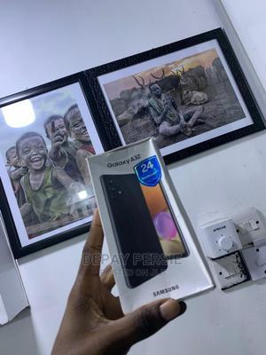 New Samsung Galaxy A32 128 GB Black | Mobile Phones for sale in Dar es Salaam, Kinondoni
