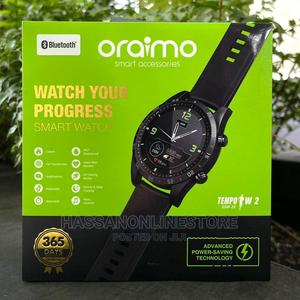 Oraimo Tempo W2 OSW - 20 Smart Watch   Smart Watches & Trackers for sale in Dar es Salaam, Ilala