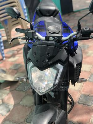 Yamaha FZ6 2017 Blue   Motorcycles & Scooters for sale in Dar es Salaam, Kinondoni