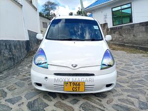 Toyota Fun Cargo 2002 White | Cars for sale in Dar es Salaam, Kinondoni