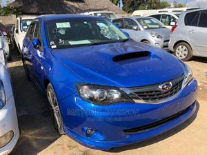 Subaru Impreza 2007 Blue | Cars for sale in Dar es Salaam, Kinondoni