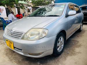Toyota Corolla RunX 2004 Silver   Cars for sale in Dar es Salaam, Kinondoni