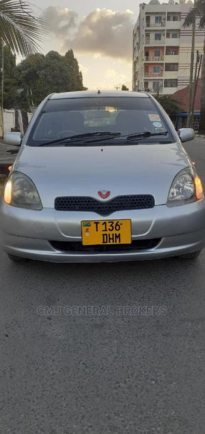 Toyota Vitz 2000 Silver   Cars for sale in Dar es Salaam, Ilala