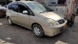 Toyota Corolla Spacio 2004 Gold   Cars for sale in Dar es Salaam, Kinondoni