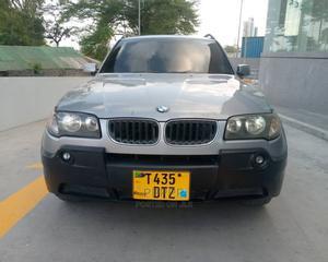 BMW X3 2004 Gray   Cars for sale in Dar es Salaam, Kinondoni