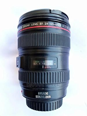 Canon Lens 24-105mm | Accessories & Supplies for Electronics for sale in Mbeya Region, Mbeya City